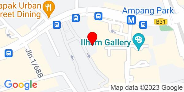 Google Map of 3.159220, 101.717100