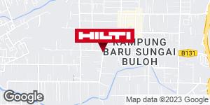Get directions to KAMPUNG BARU SUNGAI BULOH