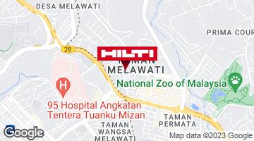 Get directions to TAMAN MELAWATI