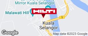Get directions to KUALA SELANGOR