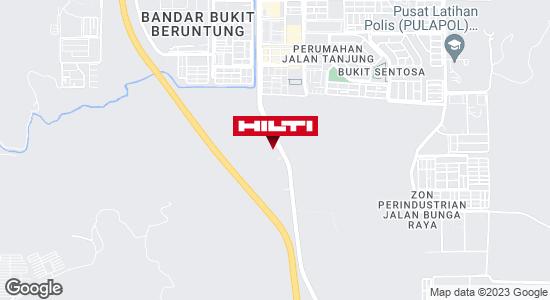 Get directions to BANDAR BUKIT BERUNTUNG