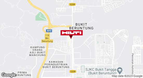 Get directions to Jalan Adenium Bukit Beruntung