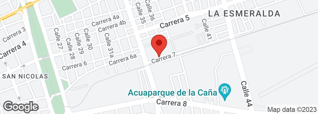 Carrera 7 # 34 - 136 , Cali, VAC