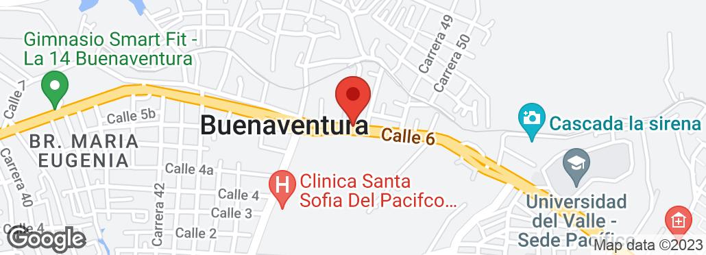 Kilómetro 8 calle 6# 47 -97 , Buenaventura, VAC