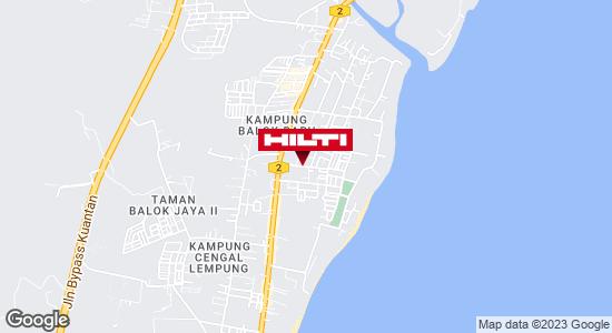 Get directions to Balok Darat