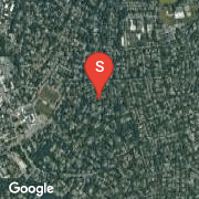 Satellite Map of 30  Studio Lane , Bronxville, NY 10708