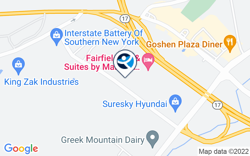 VA Hudson Valley Health Care System - Goshen Community Clinic Location and Directions