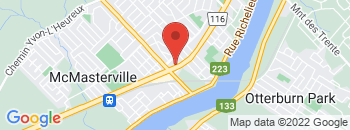 Google Map of 30+BOUL.+SIR-WILFRID-LAURIER%2CBeloeil%2CQuebec+J3G+4E8