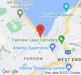 Google Map of 30+Bedford+Highway%2CHalifax%2CNova+Scotia+B3M+2J2