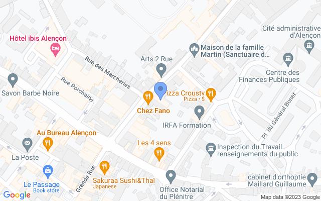 30 rue St Blaise - ALENCON