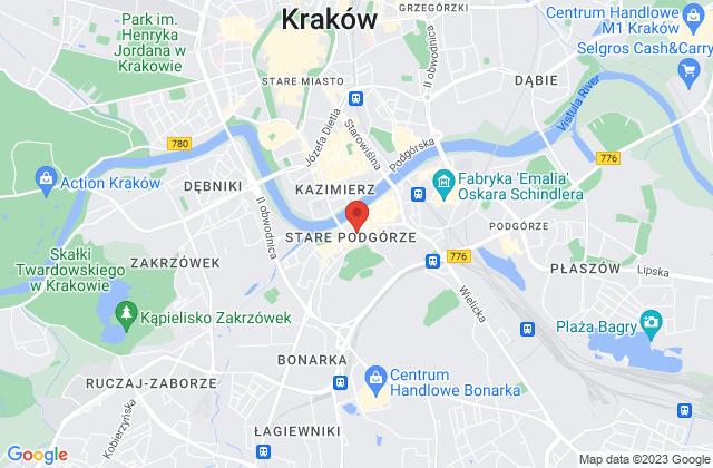 Wyświetl Krzysztof Bocheński,Pracownia Złotnicza na mapie