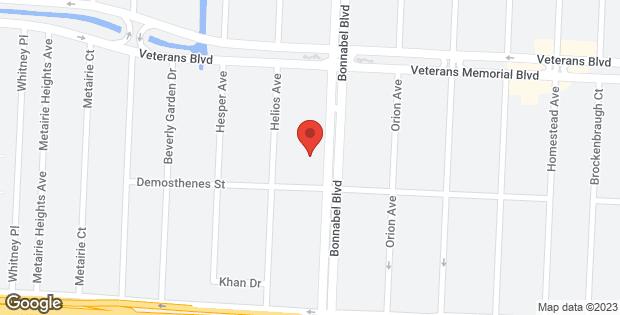 710 BONNABEL Boulevard Metairie LA 70005