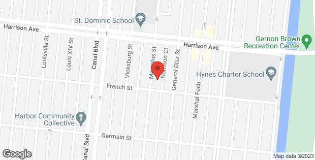 6207 MEMPHIS Street New Orleans LA 70124