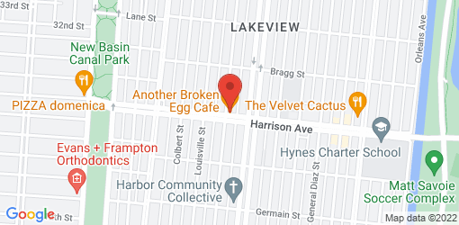 Directions to Another Broken Egg Cafe
