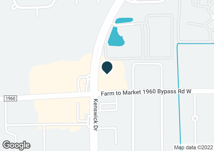 Google Map of8505 FM 1960 RD W