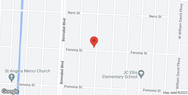 1601 FERONIA Street Metairie LA 70005