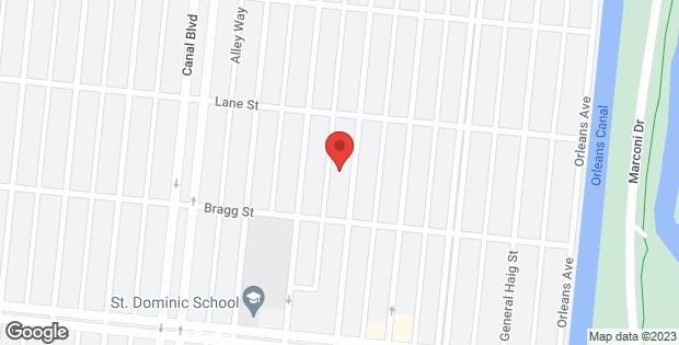 6438 GENERAL DIAZ Street New Orleans LA 70124