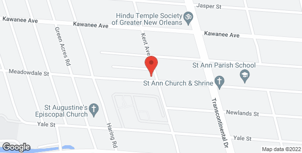 5201 MEADOWDALE Street Metairie LA 70006