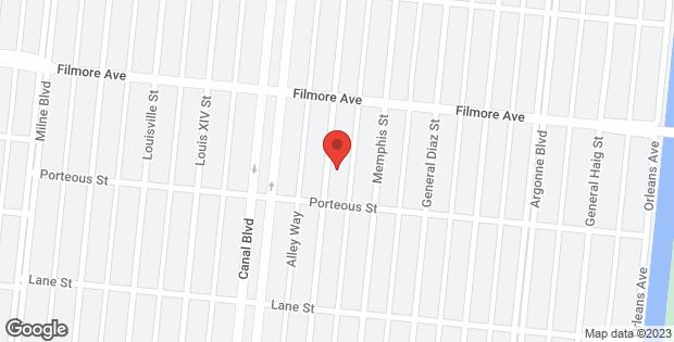 6136 GEN HAIG Street New Orleans LA 70124