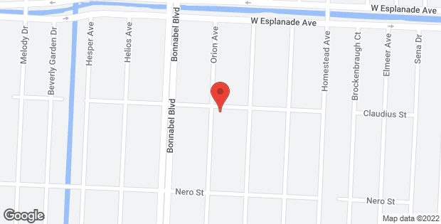 1616 CLAUDIUS Street Metairie LA 70005