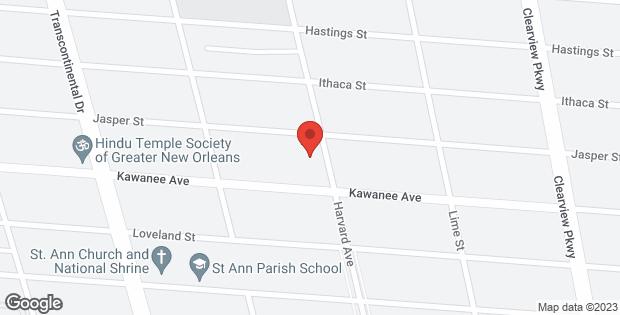 3812 HARVARD Avenue Metairie LA 70006