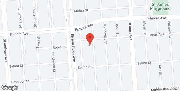 5164 MARIGNY Street New Orleans LA 70122