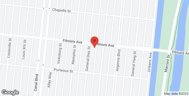 860 FILMORE Avenue New Orleans LA 70124