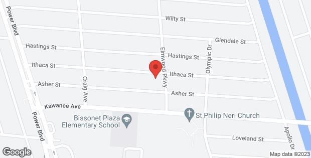 6604 ITHACA Street Metairie LA 70003