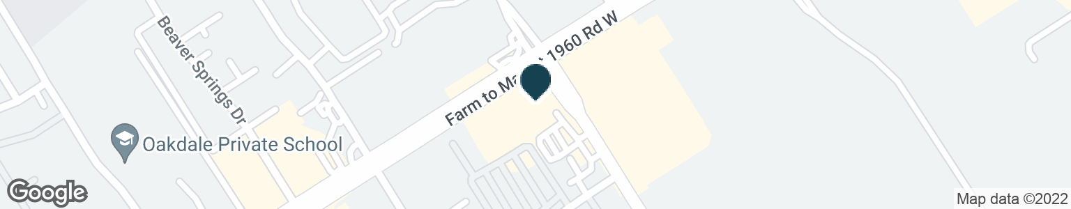 Google Map of1403 CYPRESS CREEK PKWY