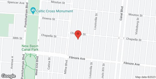 6762 COLBERT Street New Orleans LA 70124