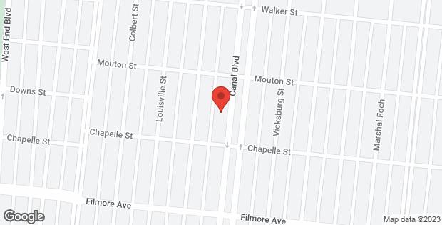 6838 CANAL Boulevard New Orleans LA 70124