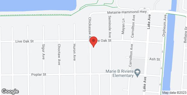 1445 CHICKASAW Avenue Metairie LA 70005