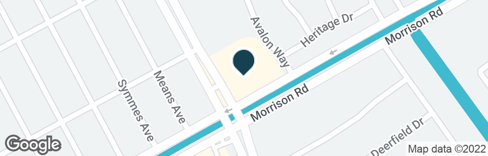 Google Map of7401 READ BLVD