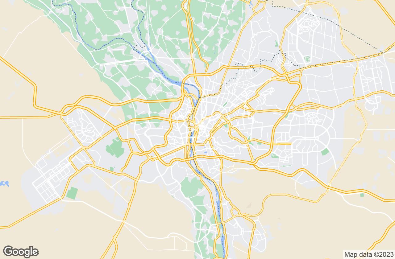Google Map of القاهرة
