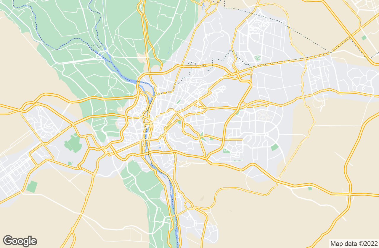 Google Map of Cairo