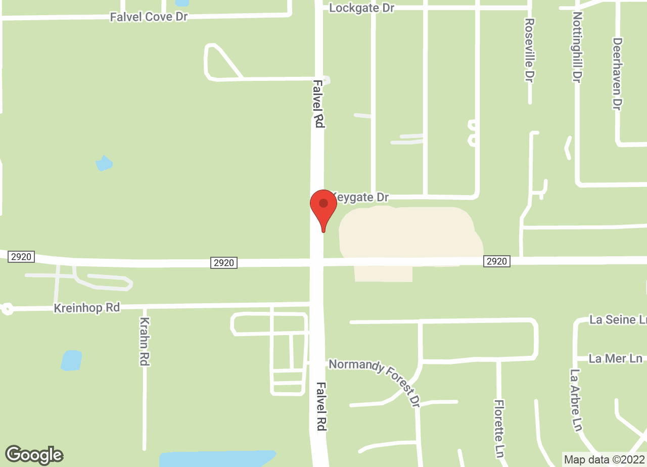 Google Map of VCA Four Seasons Animal Hospital