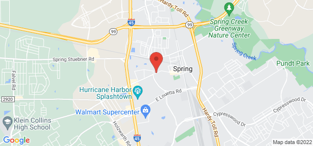 Spring Florist, Inc. Map