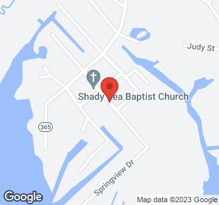 XX Shady Sea Street