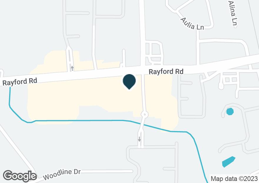 Google Map of560 RAYFORD RD