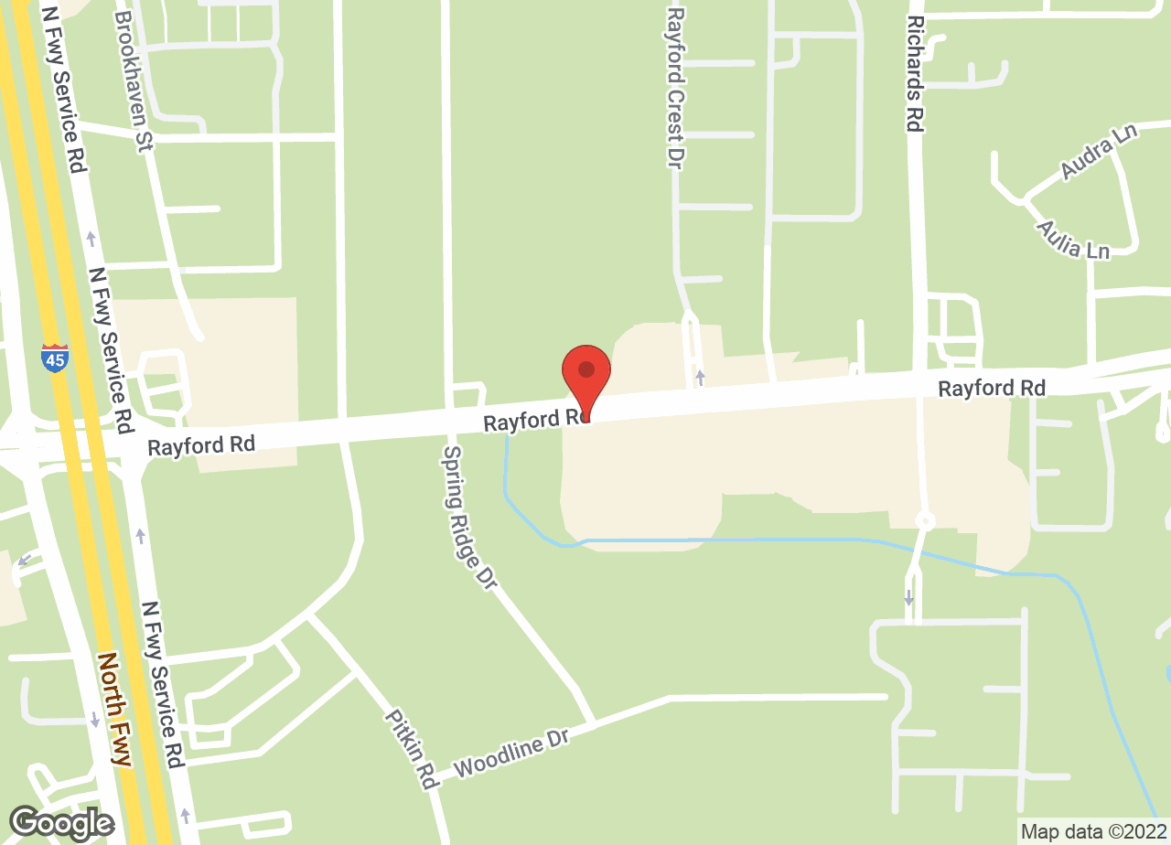 Google Map of VCA Woodlands Animal Hospital