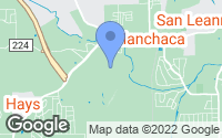 Map of Manchaca, TX