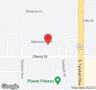 5408 Manzonita Drive