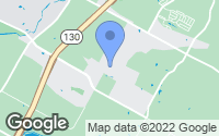 Map of Del Valle, TX