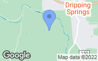 Map of Dripping Springs, TX