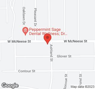 601 W McNeese St
