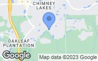 Map of Orange Park, FL