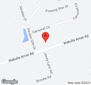 1012 Wakulla Arran Road