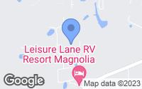 Map of Magnolia, TX