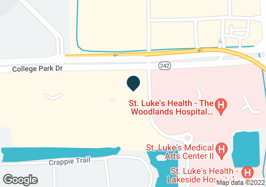 Google Map of3061 COLLEGE PARK DR