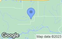 Map of Egan, LA